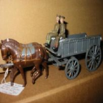 Britains 4-Wheel General Service Wagon